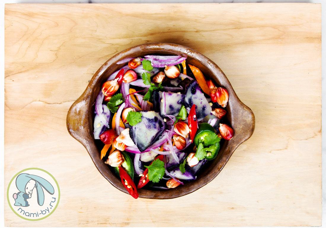 Как сделать салат вкусным и полезным