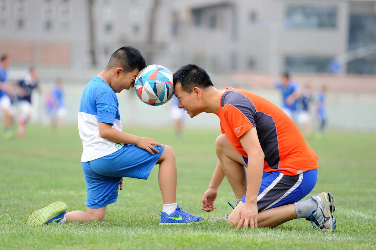Как привить ребенку любовь к спорту?