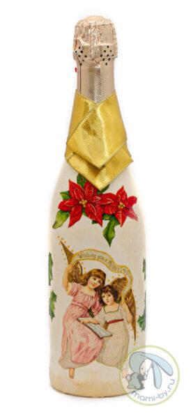 dekupazh-1-277x600 Декупаж хобби свадьба рукоделие праздники подарки Новый год декупаж декор